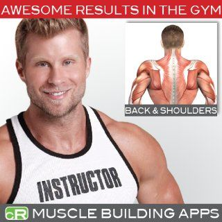 Back+Shoulders   Muscle Building with Craig Ramsay: Appstore for Android