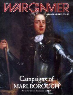 WWW Wargamer Magazine #61, with Campaigns of Marlborough, War of the Spanish Successsion, 1702 14, Board Game Toys & Games