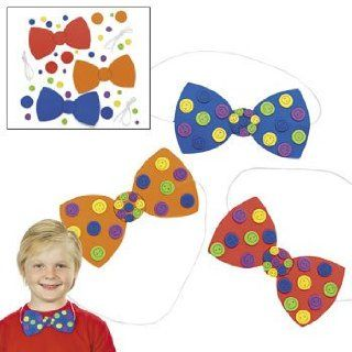 Button Bow Tie Craft Kit   Curriculum Projects & Activities & Reading FUNdamentals