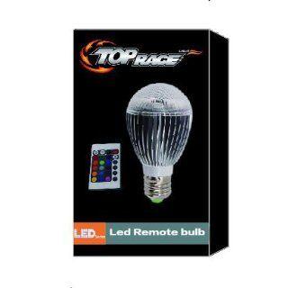 Top Race� Remote Control Multi Color 10W RGB Changing LED Light Bulb Mood Light   Led Household Light Bulbs