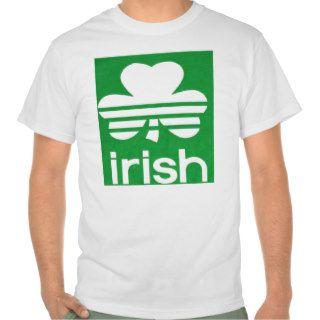 St. Patrick's Day 'IRISH' FUNNY DRINKING Tees