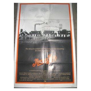 NORMA RAE / ORIGINAL U.S. ONE SHEET MOVIE POSTER (SALLY FIELD) SALLY FIELD Entertainment Collectibles