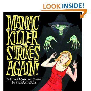MANIAC KILLER STRIKES AGAIN GN (9781560975748) Richard Sala Books