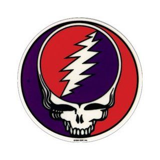 "Grateful Dead Rock Music Band Sticker   Steal Your Face 2"": Automotive"