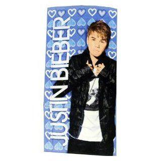 Justin Bieber Beach Towel   Justin Bieber Bath Towel Toys & Games