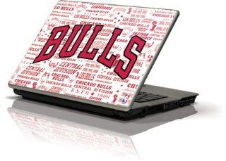 NBA   Chicago Bulls   Chicago Bulls Historic Blast   Generic 12in Laptop (10.6in X 8.3in)   Skinit Skin: Computers & Accessories