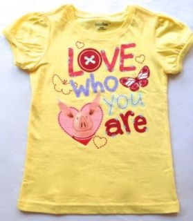 Babygap Girl's Yellow T shirt Size 5t Infant And Toddler T Shirts Clothing