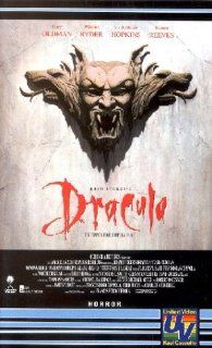 Dracula [VHS]: Gary Oldman, Winona Ryder, Anthony Hopkins, Keanu Reeves, Richard E. Grant, Cary Elwes, Billy Campbell, Sadie Frost, Tom Waits, Monica Bellucci, Michaela Bercu, Florina Kendrick, Francis Ford Coppola, Charles Mulvehill, Fred Fuchs, James V.
