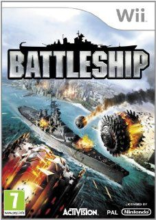 BATTLESHIP WII EN PEGI EU: Video Games