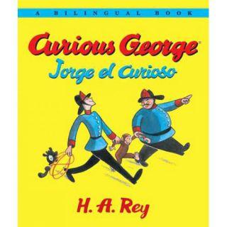 Curious George/Jorge El Curioso, Rey, H. A.: Libros en Espanol