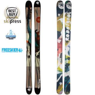 Rossignol S5 Barras Alpine Ski