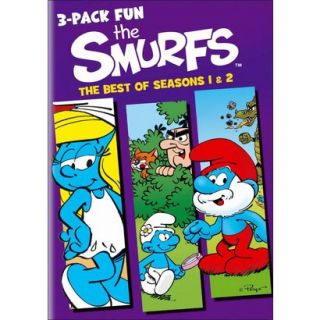 The Smurfs: 3 Pack Fun   The Best of Seasons 1 a