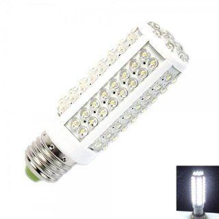 Fast shipping + Free tracking number, E27 5W 110V Light Lamp Bulb 108 LED 5500K White Corn Shape Bulbs   Led Household Light Bulbs