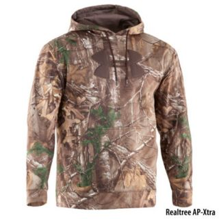 Under Armour Mens Camo Big Logo Hoodie 439228