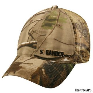 Small Logo Camo Mesh Back Cap 451123