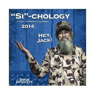 Duck Dynasty Si chology 2014 Wall Calendar : Duck Dynasty T Shirts : Office Products