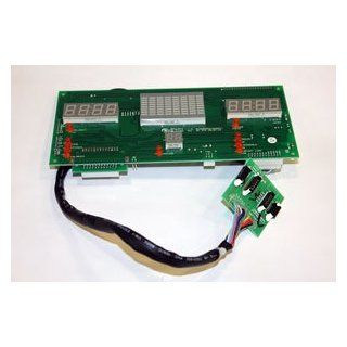 Horizon T101 Upper Control Board Part Number 1000101741  Exercise Treadmills  Sports & Outdoors