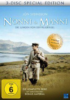 Nonni und Manni (Special Edition) (3 Disc Set): Luc Merenda, Einar �rn Einarsson, Garoar Cortes, August Gudmundsson: DVD & Blu ray