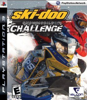 Ski Doo Snowmobile Challenge: Games