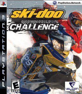 Ski Doo Snowmobile Challenge: Games