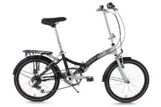 KS Cycling Fahrrad Faltrad Quickfold RH 32 cm, Silber, 20, 561B: Sport & Freizeit