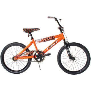 20 Next Wipe Out Boys BMX Bike, Orange Kids Bikes & Riding Toys