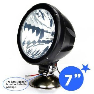 "7"" Off Road Driving ATV SUV Light Work Lamp Spot Beam 12V 35W HID Xenon 6000K For Jeep Wrangler Ridgeline Automotive"