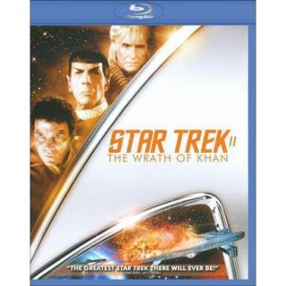 Star Trek II: The Wrath of Khan (Blu ray)