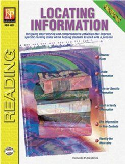 Specific Reading Skills Locating Information: Everything Else