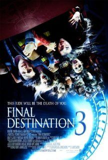 Final Destination 3 [Blu ray]: Mary Elizabeth Winstead, Ryan Merriman, Kris Lemche, Alexz Johnson, Sam Easton, Jesse Moss, Gina Holden, Texas Battle, Chelan Simmons, Crystal Lowe, Amanda Crew, Maggie Ma, James Wong, Art Schaefer, Craig Perry, Glen Morgan,