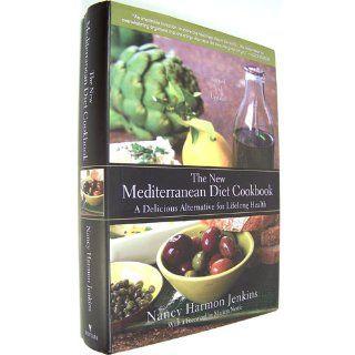 The New Mediterranean Diet Cookbook A Delicious Alternative for Lifelong Health Nancy Harmon Jenkins, Marion Nestle 9780553385090 Books