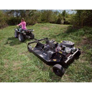 Swisher Rough Cut Trailcutter — 500cc Briggs & Stratton Intek Engine with Electric Start, 52in. Deck, Model# RC17552BS  Trail Mowers