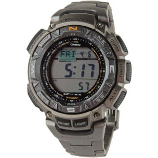 Casio Protrek PAG240T 7 Altimeter Watch   Mens