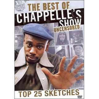 The Best Of Chappelles Show Uncensored Top 25 Sketches (Full Frame) TV Shows
