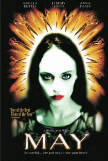 May: Angela Bettis, Jeremy Sisto, James Duval, Merle Kennedy:  Instant Video