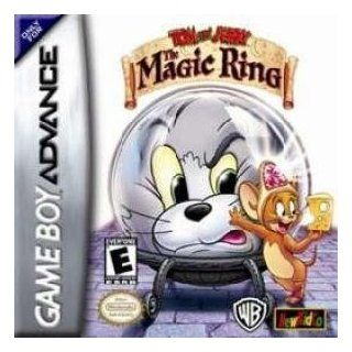 Tom & Jerry The Magic Ring Video Games