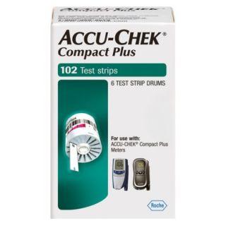 ACCU CHEK® Compact Plus Blood Glucose Test S
