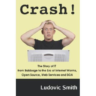 Crash The Story of the Computer and IT from Babbage to the Era of Internet Worms, Open Source, Web Services and SOA Ludovic D Smith 9780955263408 Books