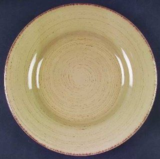 Tag Ltd Sonoma Tan Dinner Plate, Fine China Dinnerware: Kitchen & Dining