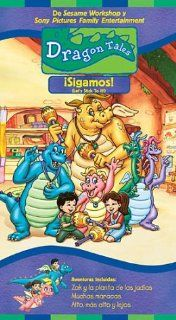 Dragon Tales   Let's Stick to It! [VHS]: Andrea Libman, Danny McKinnon, Ty Olsson, Chantal Strand, Jason Michas, Kathleen Barr, Eli Gabay, Scott McNeil, Aida Ortega, Garry Chalk, Ellen Kennedy, Stevie Vallance, Phil Weinstein, Elana Lesser, Kimberly Sm