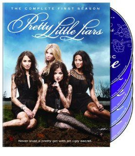 Pretty Little Liars: Season 1: Holly Marie Combs, Lucy Hale, Chad Lowe, Ashley Benson, Troian Bellisario, Shay Mitchell, Sasha Pieterse, Ian Harding, Laura Leighton, Bianca Lawson, Janel Parrish, Nia Peeples, Torrey Devitto, Julian Morris, Tammin Sursok: M