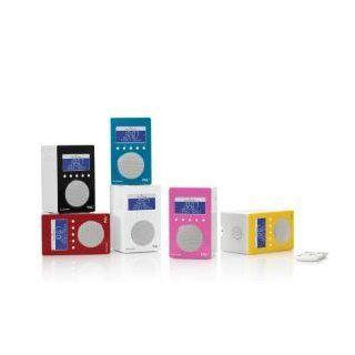Tivoli 86009 Pal+ Portable Radio (6,3 cm (2,5 Zoll) Display, DAB+, FM) wei� Heimkino, TV & Video