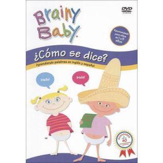 Brainy Baby ¿Como Se Dice?   Aprendiendo Palabr