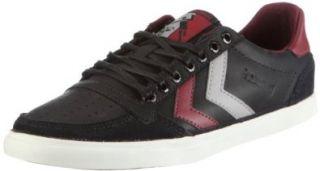 hummel TEN STAR OILED LOW 63 228 8362 Unisex   Erwachsene Fashion Sneakers: Schuhe & Handtaschen