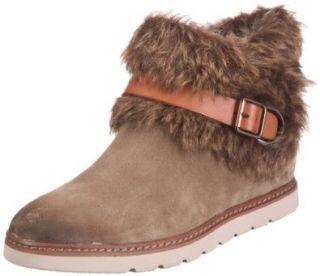 Pepe Jeans London Camden CM 242 A, Damen Stiefel, Beige (taupe), EU 37 Schuhe & Handtaschen