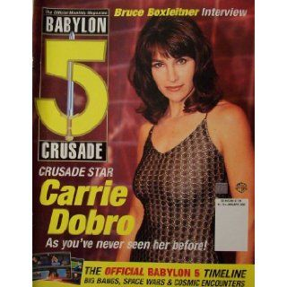Babylon 5 Crusade: The Official Monthly Magazine Vol.2 #18, December 1999: Books
