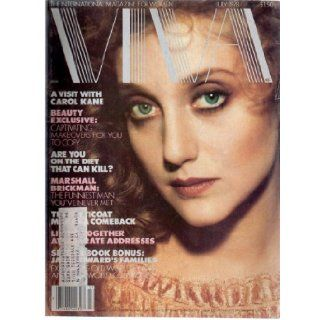Viva The International Magazine for Women 1978 July: Bob Guccione: Books