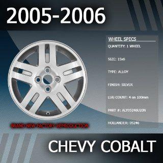 "2005 2006 Chevy Cobalt Factory 15"" Replacement Wheel Automotive"