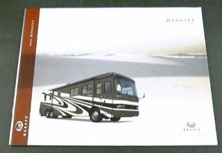 2005 05 Monaco DYNASTY Motorhome RV BROCHURE : Other Products : Everything Else