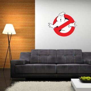"""Ghostbusters Wall Graphic Decal Sticker 25"""" x 22""""   Wall Decor Stickers"""